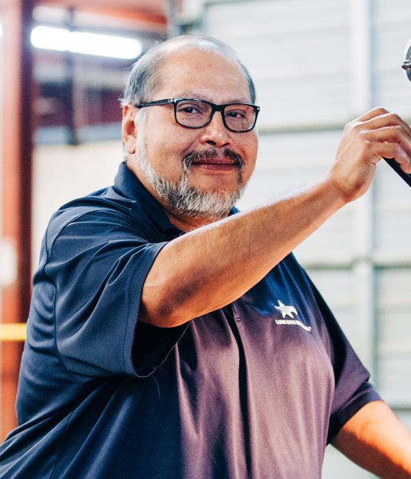 Alex Estrada - Production Manager