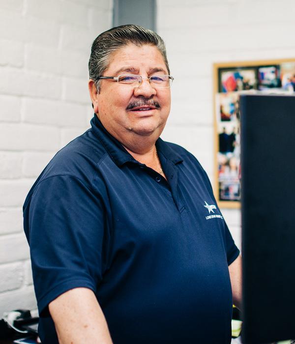 Benjamin Rodriguez - Lead Salesman