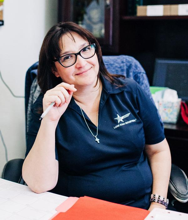 Joann Navar - Owner & Vice-President
